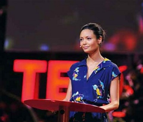 Millennium Meets - The Actress, Thandie Newton - Embracing Otherness, Embracing Myself