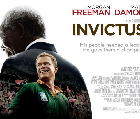 "Millennium Discovers: AFFORD Film Fundraiser showcasing ""Invictus"" and Q&A with the author of ""Invictus"", John Carlin"