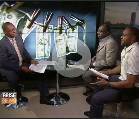 Millennium Listens - Millennium TV's Founder discusses Ebola, Corruption in Africa and Mpesa on Arise News' - Africa Wrap Show