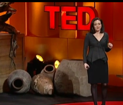 Millennium Meets - The Executive -Sheryl Sandberg COO, Facebook speaks at TEDWomen 2010
