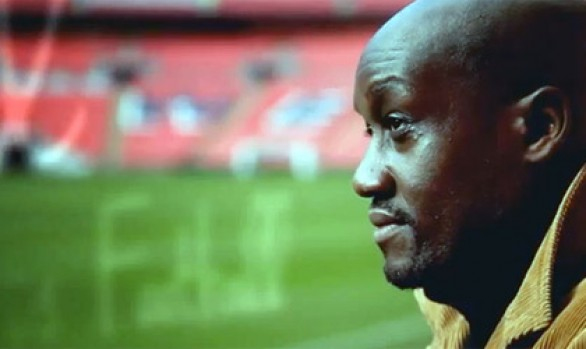 """Millennium Listens - Musa Okwonga performs """"This is Football"""": Commemorating 150 yrs of the Football Association"""