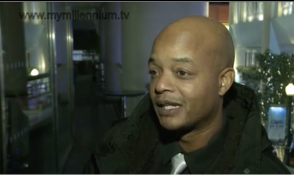 Millennium Meets -  Todd Bridges (Different Strokes and Everybody Hates Chris) at the World Premier of Turning Point