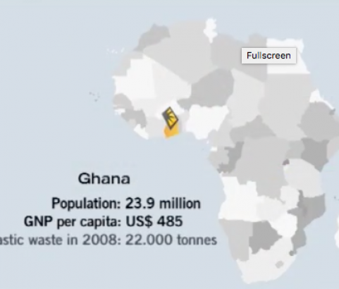 Millennium Discovers: Investing in Africa: Waste Management in Ghana