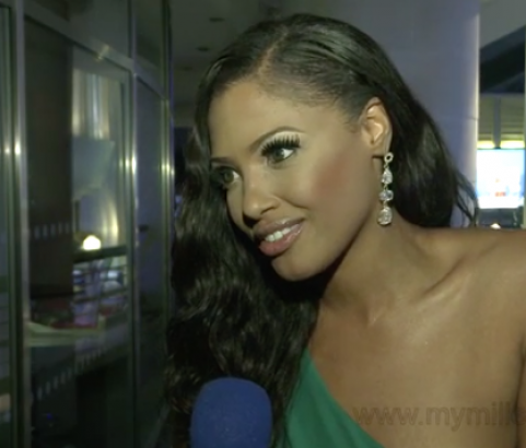 Millennium Exclusive - K.D. Aubert at the World Premier of Turning Point , Indigo 02,London