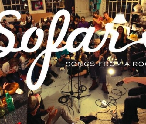 """Sofar Sounds: Hunter Hunted """"End of the World"""""""