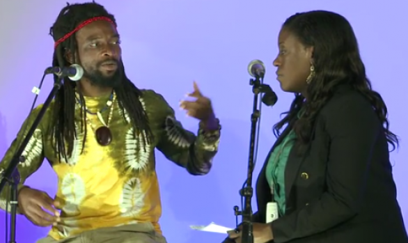 Millennium Listens: Beautiful Nubia Live at The Africa Centre