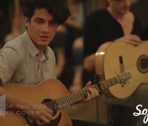 "Millennium Listens: City of the Sun ""Intro (The xx cover)"" 