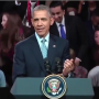 Millennium Discovers: U.S. President Barack Obama's Speech at Town Hall Event, London, Part 1