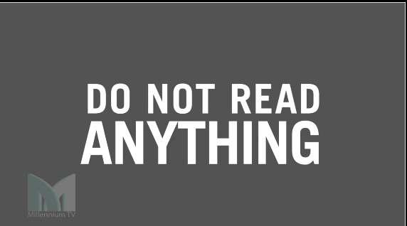 do-not-read-this