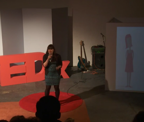 Millennium Discovers: TEDxYouth - The transformational power of mentoring: Charlotte Young