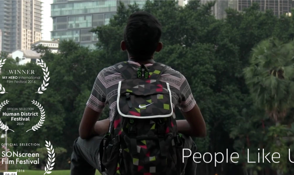 Millennium Discovers: People Like Us - highlighting the plight of refugees in Malaysia