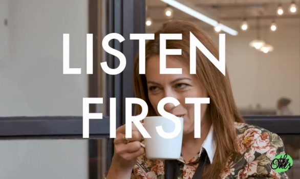 Millennium Discovers: The Ones - LISTEN FIRST feat. Layla Smith: CEO at Objective Media Group