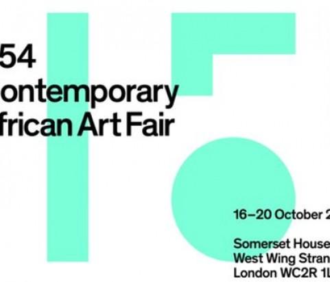 Millennium Visits: 1:54 Contemporary African Art Fair at Somerset House,London