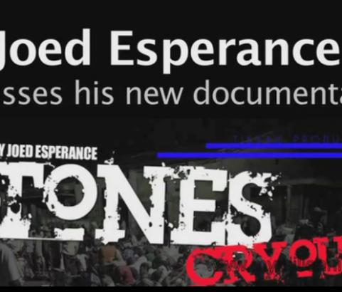 Millennium Meets-Stones Cry Out Director, Joed Esperance