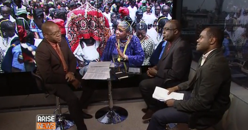 Millennium Listens - Millennium TV's Founder on Arise News' Africa Wrap Show discusses weak borders in East Africa and the importance of African Festivals