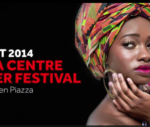 Millennium Visits - The Africa Centre Summer Festival 2014, Covent Garden, London