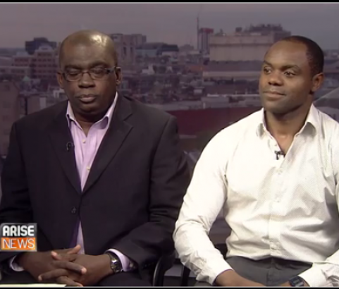 Millennium Listens - Millennium TV's Founder on Arise News - Africa Wrap Show - Boko Haram, China's influence in Africa and Bride Apps