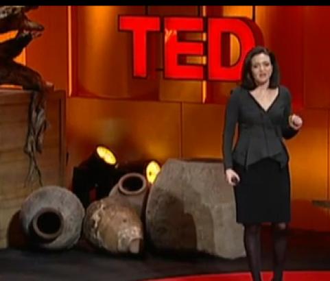 Millennium Meets - The Executive -Sheryl Sandberg COO, Facebook speaks at TEDWomen 2010
