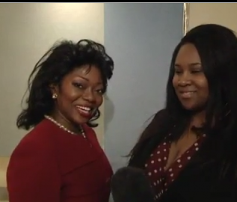 Millennium Meets -  Patti Boulaye in London