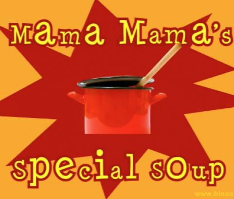Millennium Kids - Bino and Fino Mama's Soup