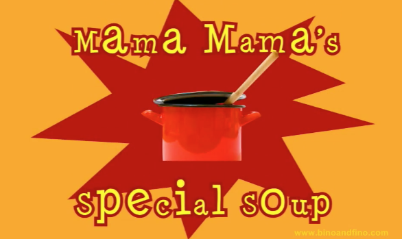Millennium Kids - Bino and Fino Mama's Soup
