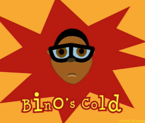 Millennium Kids: Bino and Fino - Bino's Cold