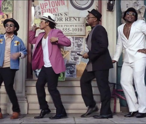 "Millennium Choices:  ""Uptown Funk"" - Mark Ronson ft. Bruno Mars"