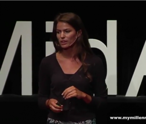 Millennium Discovers:  Cameron Russell - Looks aren't everything. Believe me, I'm a model.