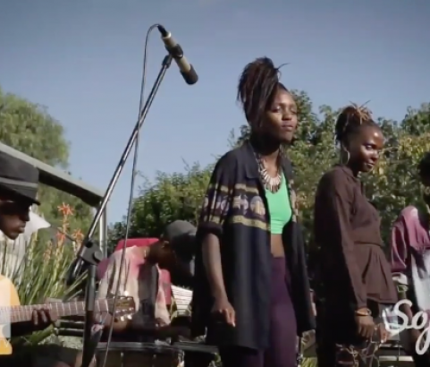 Millennium Stereo: Sofar Live from Johannesburg - Nongoma perform Fast Fast