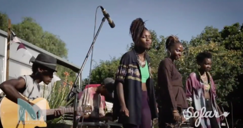 Millennium Stereo: Sofar Live from Johannesburg - Nongoma perform Fast Fast