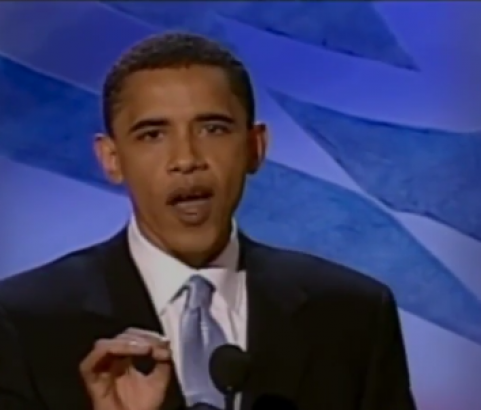Millennium Discovers: The Speech that made Obama President