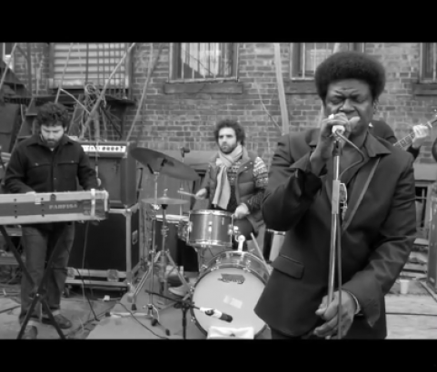 Millennium Stereo: Charles Bradley - Strictly Reserved For You