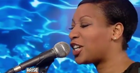 "Millennium Stereo: Terri Walker performs ""Entitled"""