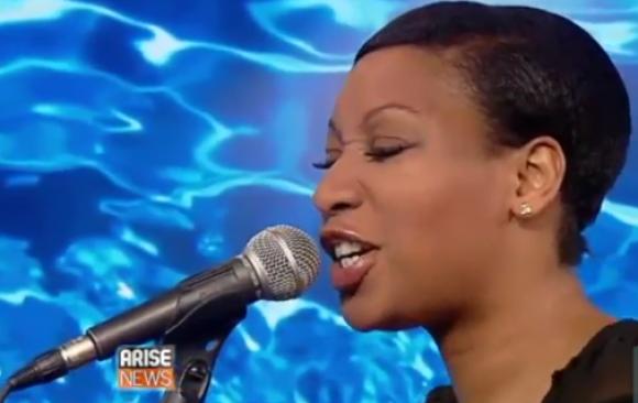"Millennium Stereo: Terri Walker performs ""Entitled"""