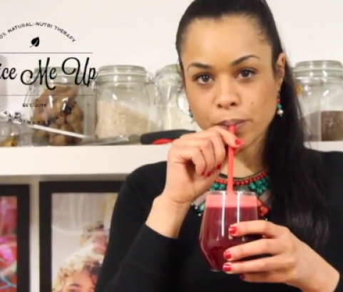 "Millennium Cooks: Juice Me Up Episode 2 ""Spring Vegetable Juice"""