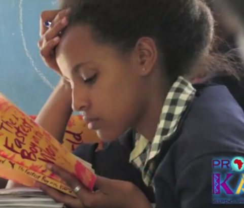 Millennium Discovers: #ProjectKALA - Keeping African Languages Alive