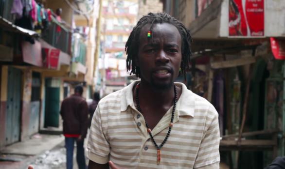 Millennium Discovers: Hustle Smart with Dennis Poeta - Slumcode, Nairobi