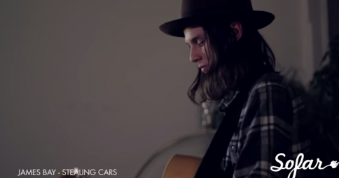 "Millennium Stereo: James Bay ""Stealing Cars"" Live at Sofar London"