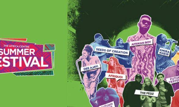 Millennium Arts - Africa Centre Summer Festival