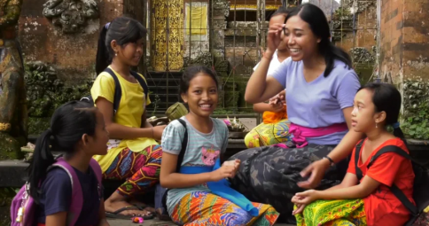 Millennium Discovers - BASAbali, preserving and teaching the Balinese language.