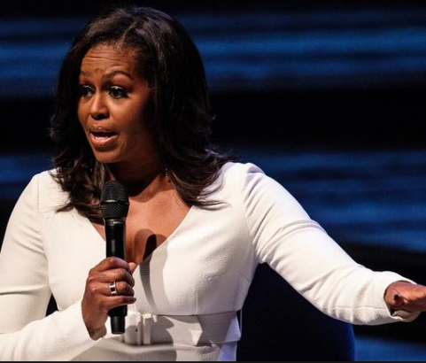 Millennium Discovers - Michelle Obama discusses her memoir BECOMING with Chimamanda Ngozi Adichie