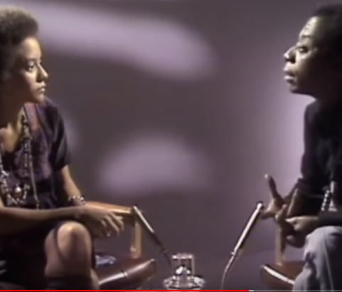 Millennium Discovers - James Baldwin & Nikki Giovanni, a conversation
