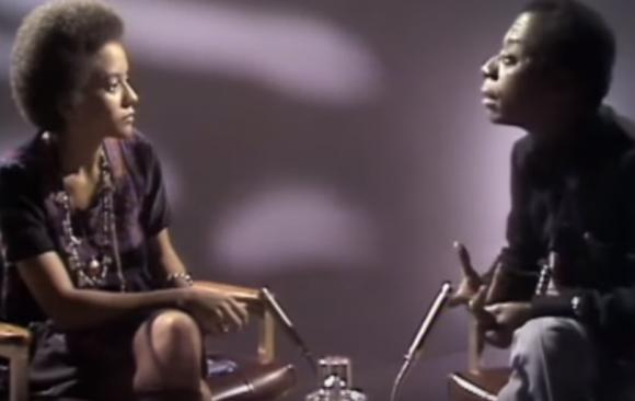 Millennium Discovers - James Baldwin & Nikki Giovanni, a conversation