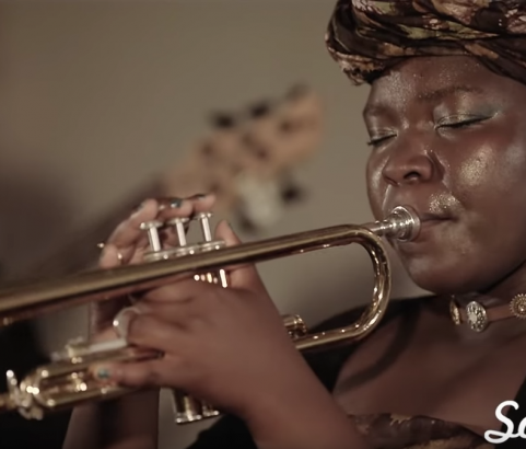 Millennium Listens - Kokoroko Afrobeat Collective Live at Sofar London