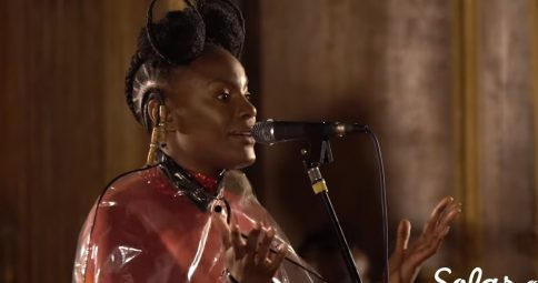 "Millennium Stereo - Shingai performing ""Revolutions"" Live at Sofar London"