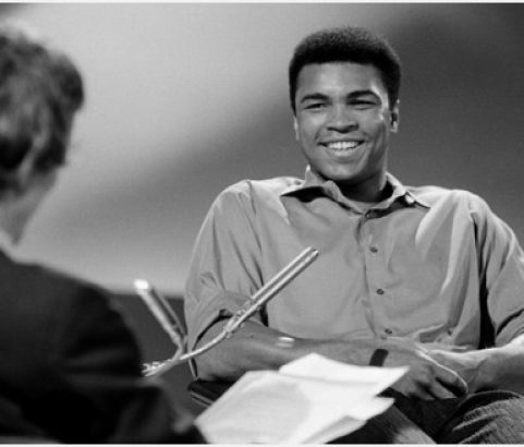 Millennium Discovers - Muhammad Ali: In Conversation with Cathal O'Shannon, RTE (1972)