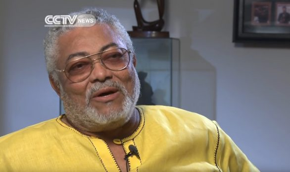 Millennium Discovers: Faces Of Africa - The Jerry Rawlings story