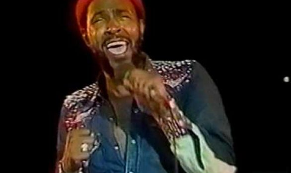 Millennium Stereo - Marvin Gaye: Live on The Midnight Special