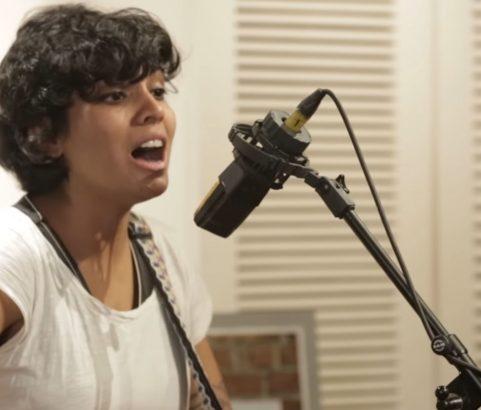 Millennium Stereo: Alisha Pais - performs Up, Live at Sofar Bombay