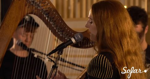 Millennium Stereo: Lisa Canny - Run Back To You, Live at Sofar London